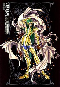 Recordemos Sacred Saga los geniales Artbooks basados en Saint Seiya 41 2