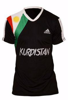 Kurdistan Shirt Black
