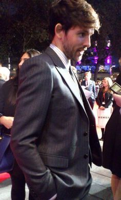 Colin at London Film Festival 2014