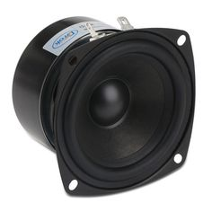 DROK15W Antimagnetic Tweeter Speakers 3 Inch Square 8Ω HiFi Full-range Speaker Strong Interference Immunity 52mm for DIY Audio Loudspeaker 8 ohm Speakers. A real HiFi full-range speaker will be suitable for classic, human beautiful sound and stringed music. Square-shape, speaker's outer diameter: 78mm; screw holes diagonal pitch: 83mm; speaker height: 52mm; hole diameter: 71mm. Rated power is 15W; impedance is 8 ohm; super sensitivity of 90dB, 2.5L equivalent volume, effective frequency…