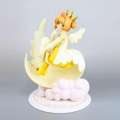 Cardcaptor Sakura statuette 1/7 Sakura Kinomoto Angel Crown Plum