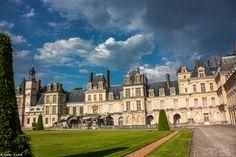 Château de Fontainebleau by Quentin Douchet on 500px