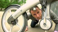 The e-bike without a chain - BBC News