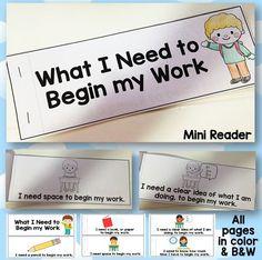 What I need to begin work mini reader FREE
