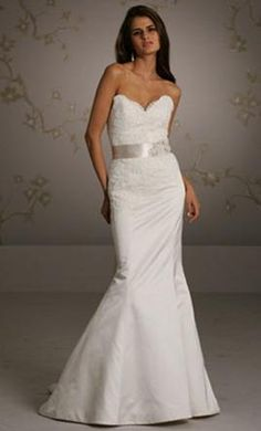 293 best Mermaid,Trumpet, Fit n\' Flare Wedding Dresses images on ...