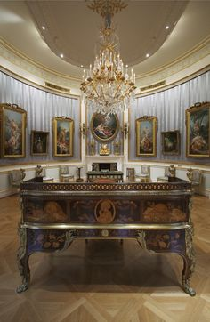 The Wallace Collection, Oval Drawing Room