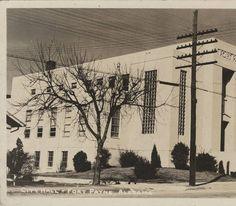 City Hall Fort Payne Al.1948