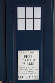 How to Make A Tardis Wardrobe