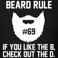 Real talk 😂 Beard Care, Beard Growth, Badass Beard, Epic Beard, Full Beard, Men Beard, Beard Rules, Beard Humor, Beard No Mustache