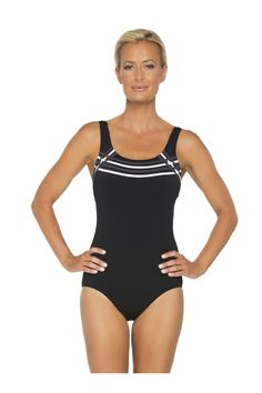 One piece swimsuits, tankinis, and bikinis all swimsuits fully lined and contain power netting for added support and One Piece Swimwear, One Piece Swimsuit, Swimwear Australia, Tummy Control Swimsuit, Cruise Fashion, Cruise Wear, Black Swimsuit, Summer Looks, Women Swimsuits