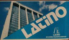 Banco Latino Caracas Venezuela. Vía Caracas en Retrospectiva