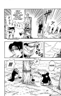 Naruto Ch.8 Page 17 - Mangago