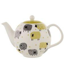 Dotty Sheep Teapot by Ulster Weavers