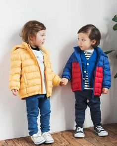 Explore our collection of toddler coats, jackets, and parkas for boys and girls. UNIQLO US. Winter 2017, Uniqlo, Outerwear Jackets, Parka, Boy Or Girl, Winter Jackets, Coat, How To Wear, Baby