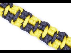 "How to Make ""The Cabbie"" Paracord Survival Bracelet - Bored Paracord - YouTube"