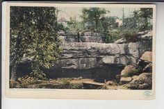 Natural Bridge  Lookout Mountain TN Tenn   Detroit 11374