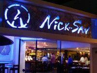 Nick San...best sushi