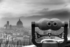 Florence in my sight - Florence viewed from Piazzale Michelangelo