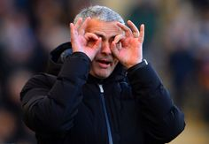 Jose Mourinho - Hull City v Chelsea - Premier League