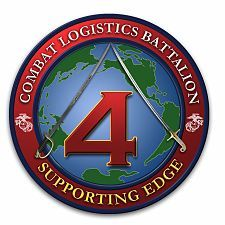 Combat Logistics Battalion 4, Camp Butler, Okinawa Japan