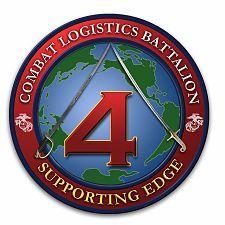 Combat Logistics Battalion 4, Camp Butler, Okinawa Japan