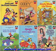 Pursuing the Magic: Oldies but Goodies ~ The Disney Book of the Month Club of the 70s