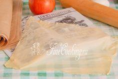 Тесто фило в домашних условиях - рецепт с фото