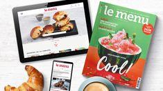 le menu - LA CUISINE SIMPLE ET RAFFINÉE Pasta, Gratin, Truffle, Switzerland, Simple, Koken, Rezepte, Noodles