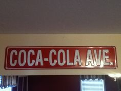 my coca cola kitchen