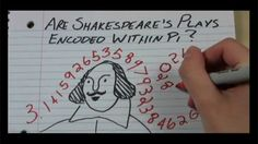 If You Read Pi Long Enough, You'll Find Hamlet
