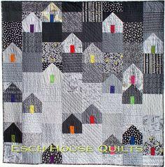 Esch house quilts