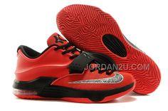 http://www.jordan2u.com/cheap-nike-kd-7-red-black-for-sale-online.html Only$102.00 CHEAP #NIKE KD 7 RED BLACK FOR SALE ONLINE #Free #Shipping!