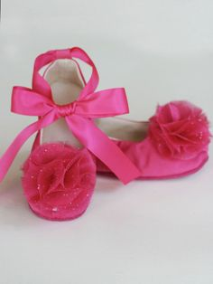 Hey, I found this really awesome Etsy listing at https://www.etsy.com/listing/122403176/flower-girl-ballet-flat-14-colors