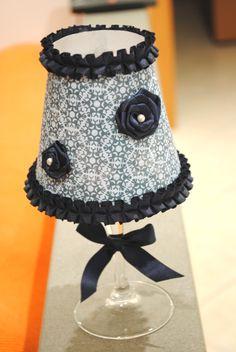idea for a lampshade