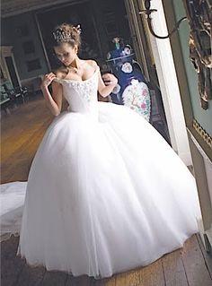 Princess Ball Gowns | Eleni Princess Bridal Ball Wedding Gown
