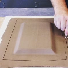 plate making using forms -- click image for more