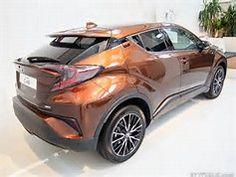 Mobil Baru Toyota Compact Suv Toyota Chr Otomotif