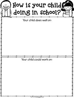 Parent Teacher Conferences are right around the corner. The beginning of the school year has gone by SO fast! I am wanting to try something new this year and have my students complete some Self Evaluation prior to conferences. I came up with these forms for us to complete next week.    ...Read More »