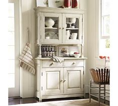 Need this to redo my dining room....its time.  Off course they only have the buffet left and not the hutch...thats a problem.  Cameron Buffet & Hutch #potterybarn