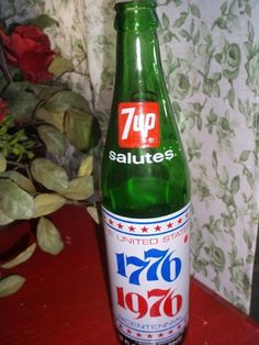 "Bicentennial bottle - because nothing says, ""Happy Birthday, America!"" like tacky typography and a bottle of pop My Childhood Memories, Great Memories, Pepsi, Green Glass Bottles, I Remember When, Ol Days, My Memory, Mellow Yellow, The Good Old Days"