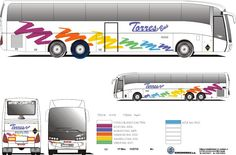 Autocares de 70 plazas - Alquiler de autobuses y minibuses en Madrid