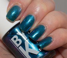Lacky Corner: ABC Challenge - B = By K Blue Lagoon