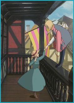 Howl's Moving Castle, ハウルの動く城, 哈爾移動城堡, Howl no Ugoku Shiro, The movie, Hayao, Ghibli ^.^ 56
