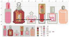 borduurpatroon parfumfles (103).png (814×446)