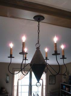 primitive lighting fixtures. I ♥ Tin Lighting. Primitive LampsPrimitive Country DecoratingPrimitive Lighting Fixtures H