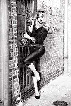 GUESS | Elsa Hosk Photos, Elsa Hosk Guess Ad Campaign