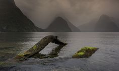 Image result for stormy weather fiordland nz