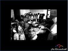 TURISMO EN CHIHUAHUA ¿Qué pasó con los Tarahumaras que se quedaron sin tierras? Algunos indígenas fueron obligados a trabajar con ellos como peones, recibiendo muy poco pago. En cambio, otros emigraron hacia las partes más recónditas de la sierra para protegerse y evadir el trabajo forzado en haciendas y minas. www.turismoenchihuahua.com