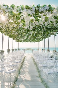 We only have two words for this wedding: surreal and perfect. So take your cups of tea and snuggle up while diving right into the gallery. on http://www.bridestory.com/blog/dream-wedding-at-ayana-resort-bali
