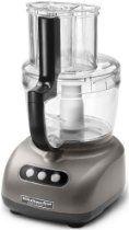 KitchenAid KFPW763CS Cocoa Silver 12-Cup Food Processor